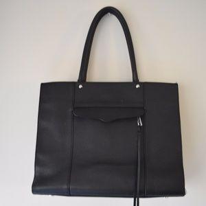 Rebecca Minkoff MAB Medium Saffiano Leather Tote